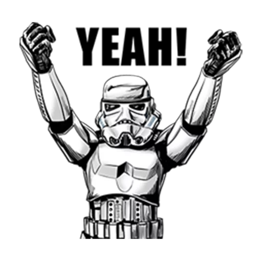 Star Wars Imperial - Sticker 4