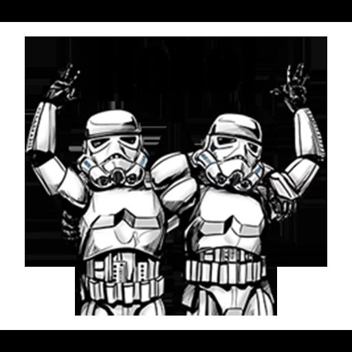 Star Wars Imperial - Sticker 2