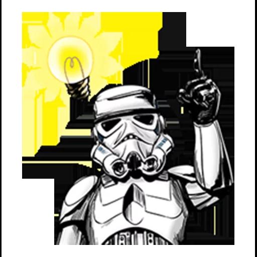Star Wars Imperial - Sticker 23