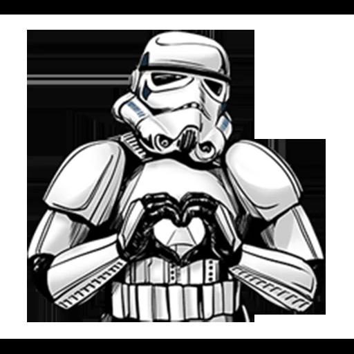 Star Wars Imperial - Sticker 11