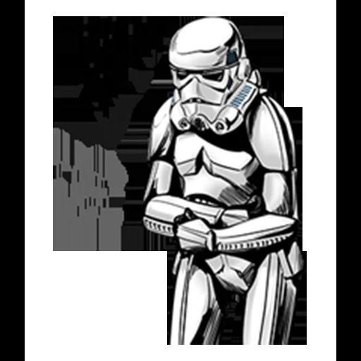 Star Wars Imperial - Sticker 18