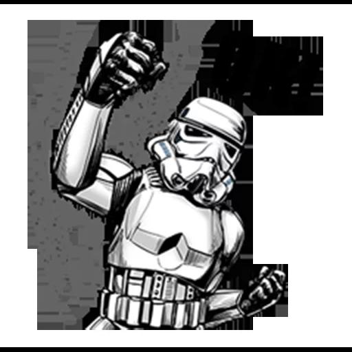 Star Wars Imperial - Sticker 5