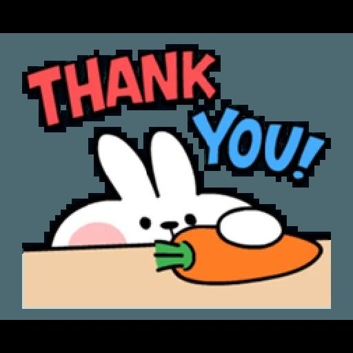 ウサギさん2 - Sticker 15