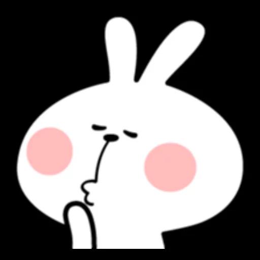ウサギさん2 - Sticker 3