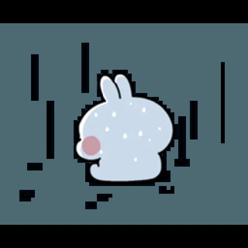 ウサギさん2 - Sticker 20