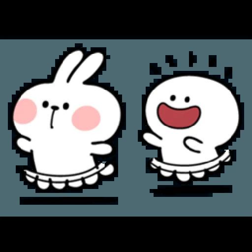 ウサギさん2 - Sticker 18