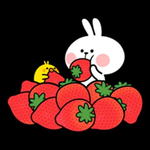 ウサギさん2 - Sticker 30