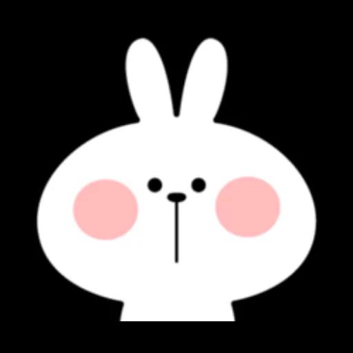 ウサギさん2 - Sticker 4