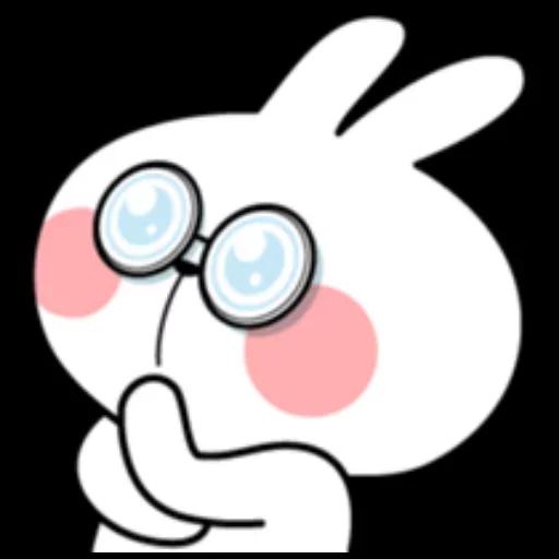 ウサギさん2 - Sticker 21