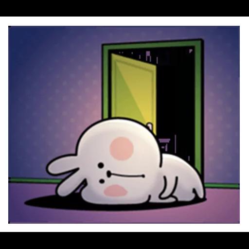 ウサギさん2 - Sticker 23