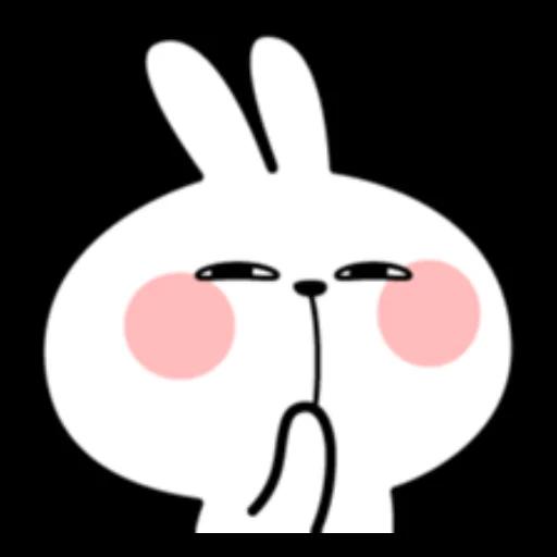 ウサギさん2 - Sticker 2