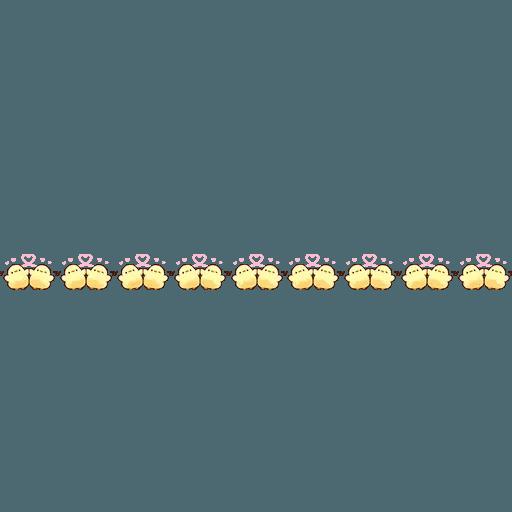 custom borders - Sticker 14