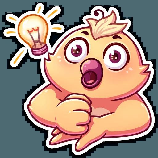 Chicken Fire - Sticker 15