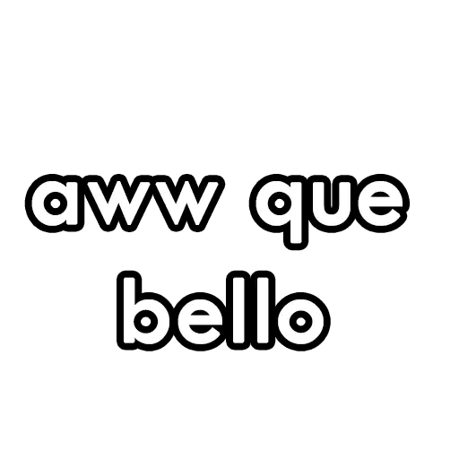 letras - Sticker 5