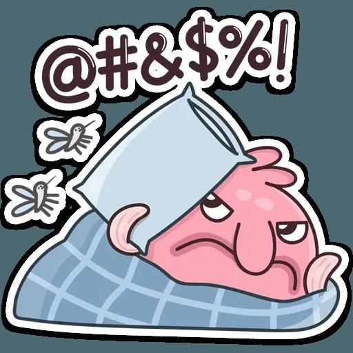 Pink Fish - Sticker 15