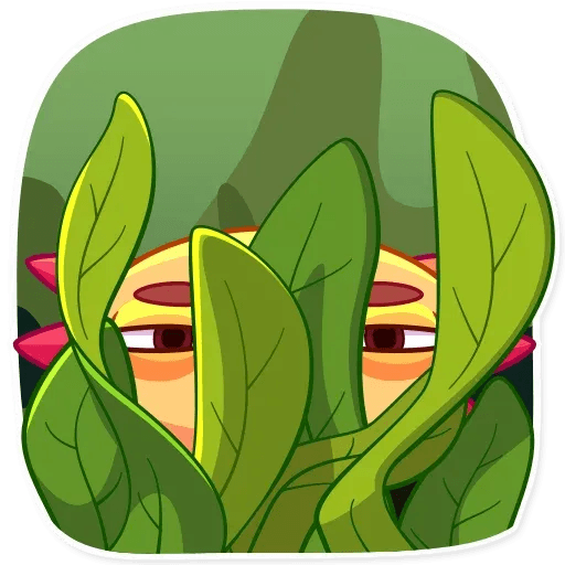 Mexican Axolotl - Sticker 30