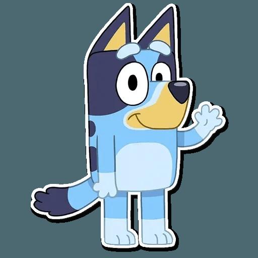Bluey I - Sticker 30