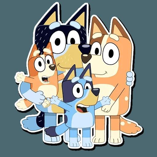 Bluey I - Sticker 27