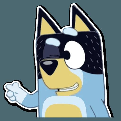 Bluey I - Sticker 12