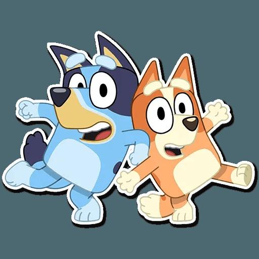 Bluey I - Sticker 5