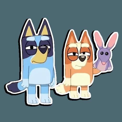Bluey I - Sticker 26