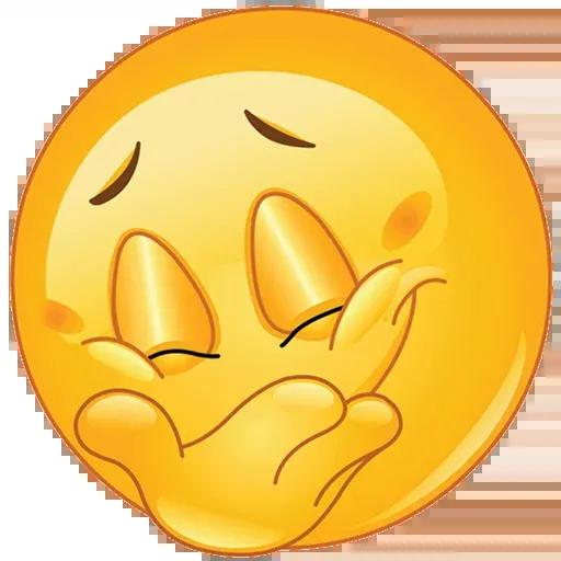 Emoticon - Sticker 7