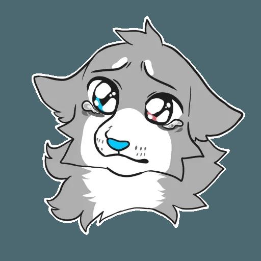 Sad - Sticker 29