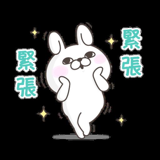 YOSISTAMP Rabbit 100% and Friends - Sticker 23
