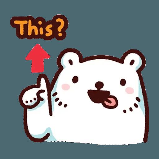 Bacbac - Sticker 24