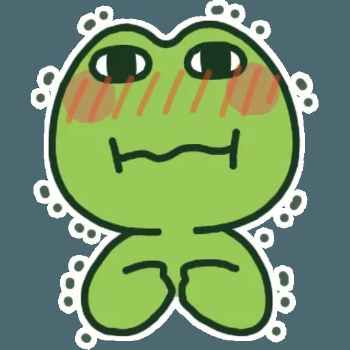 Frog - Sticker 9