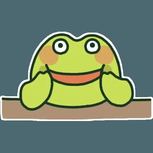 Frog - Sticker 11