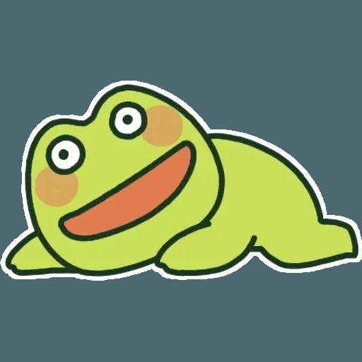 Frog - Sticker 13