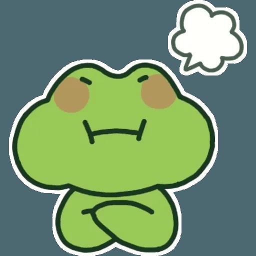 Frog - Sticker 7