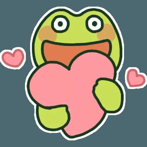 Frog - Sticker 1