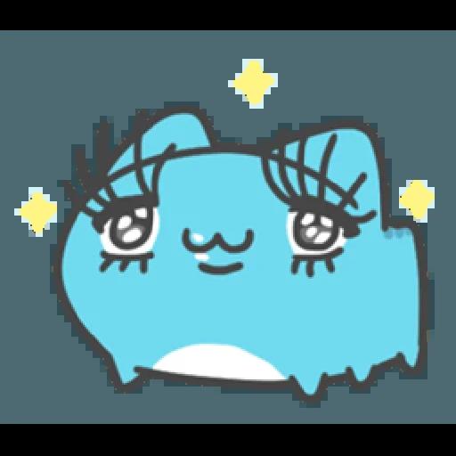 Capoo 咖波-閒聊好用篇(下) - Sticker 2