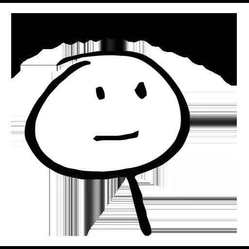 آدمک - Sticker 4
