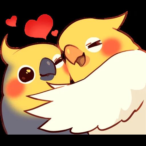 Bird1 - Sticker 20