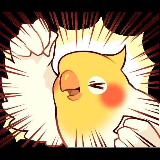 Bird1 - Sticker 3