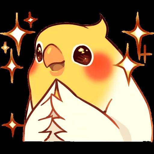 Bird1 - Sticker 25