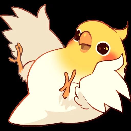 Bird1 - Sticker 1
