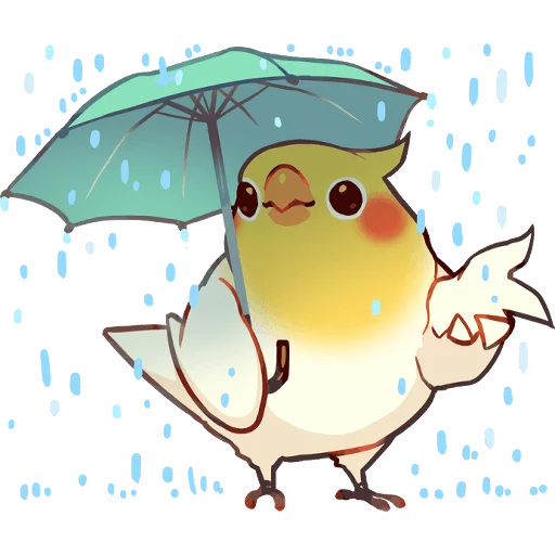 Bird1 - Sticker 11