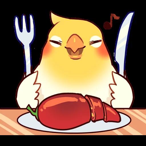 Bird1 - Sticker 17