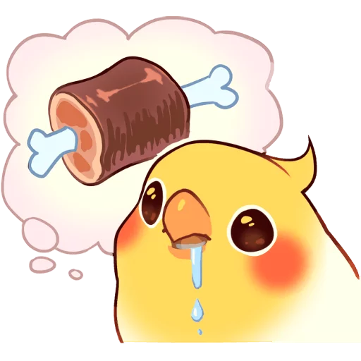 Bird1 - Sticker 22