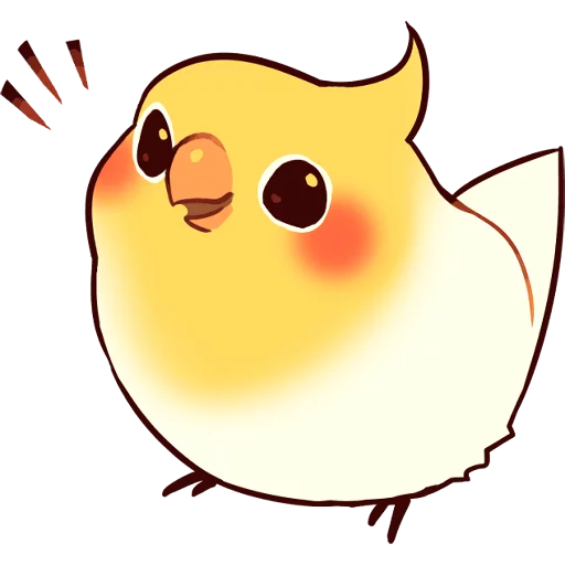 Bird1 - Sticker 4