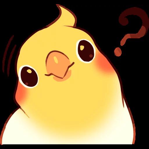 Bird1 - Sticker 28