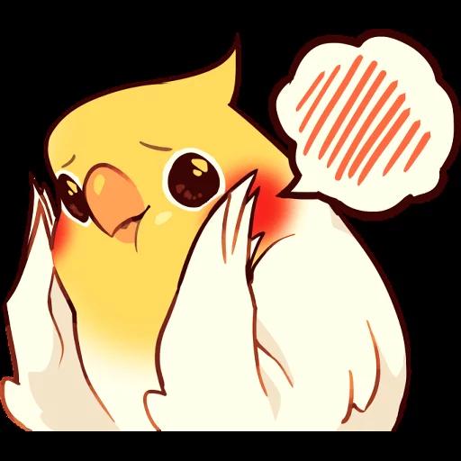 Bird1 - Sticker 24