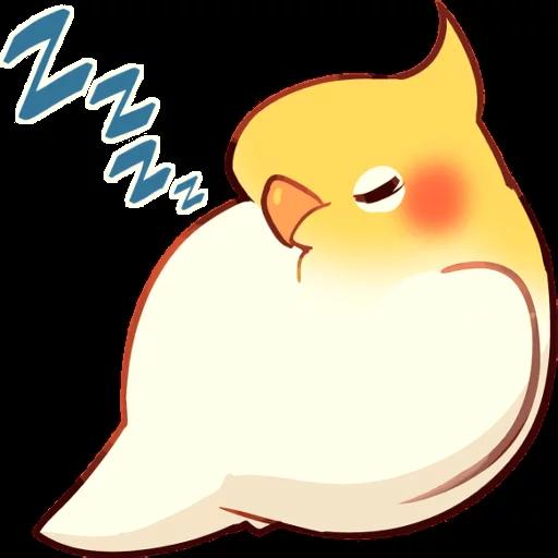 Bird1 - Sticker 10