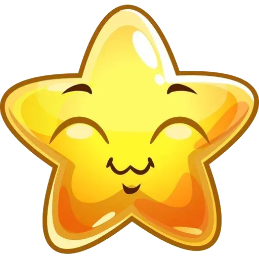Emoji Stars - Sticker 3