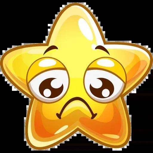 Emoji Stars - Sticker 15