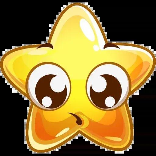 Emoji Stars - Sticker 11